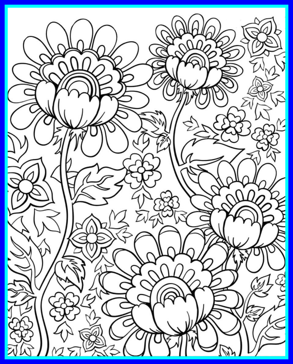 960x1190 The Best A Collection Of Flower Doodle Drawings And Symbols Many