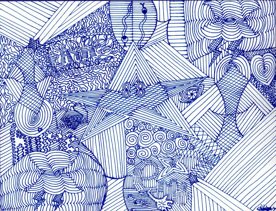 900x689 A Drawing Of Many Things By C Worldproductions