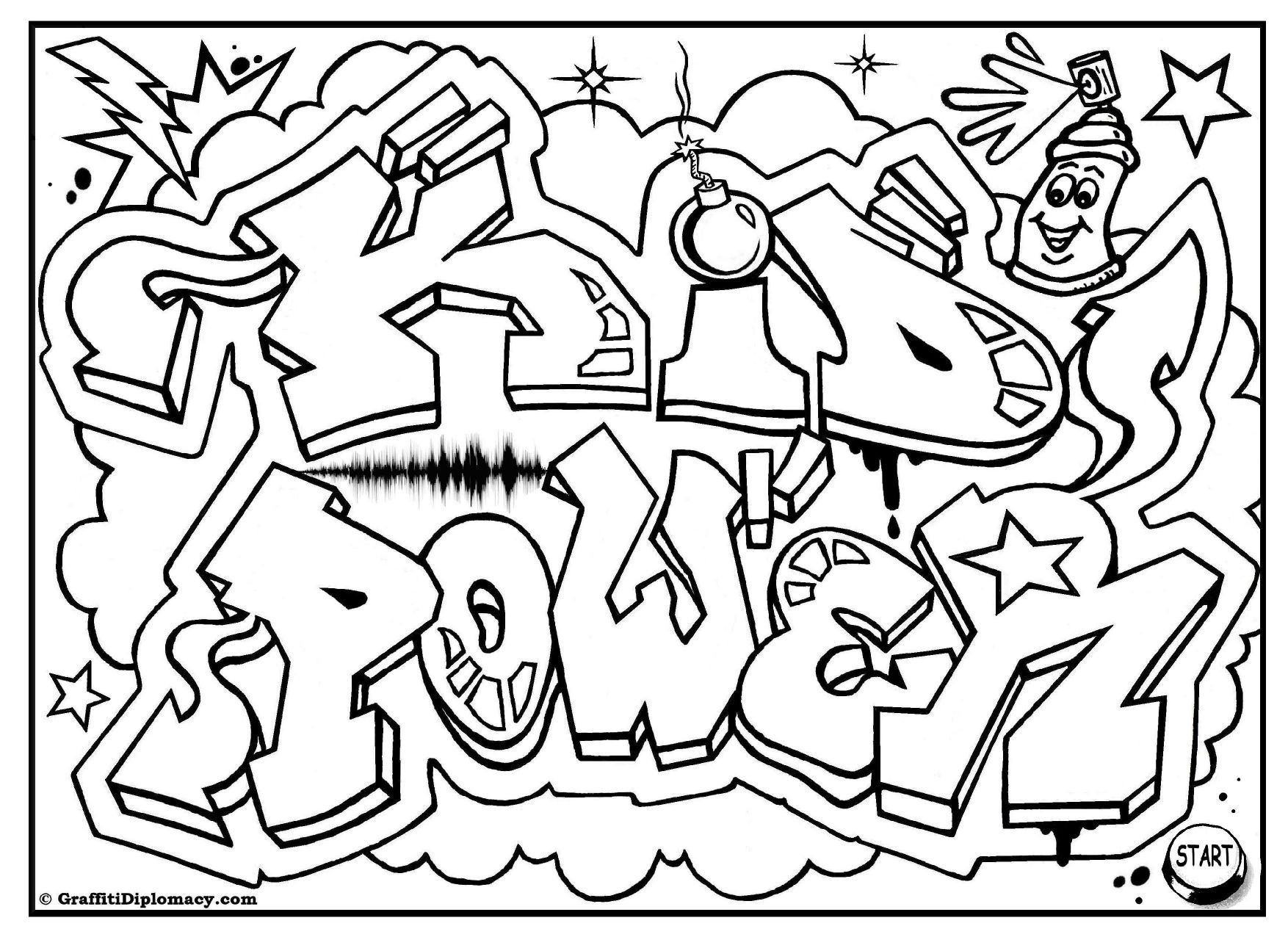 1754x1276 Drawing And Colouring Pictures New The Best Skull Graffiti