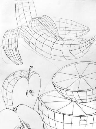 332x443 Drawing Tech Planar Drawings Fladea Miyora Koizumi'S