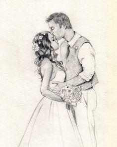 236x295 Photos Sketch Of Wedding Couple,