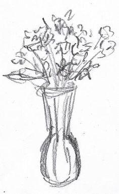 236x386 Gesture Drawing, Developing Mass Through Line Art