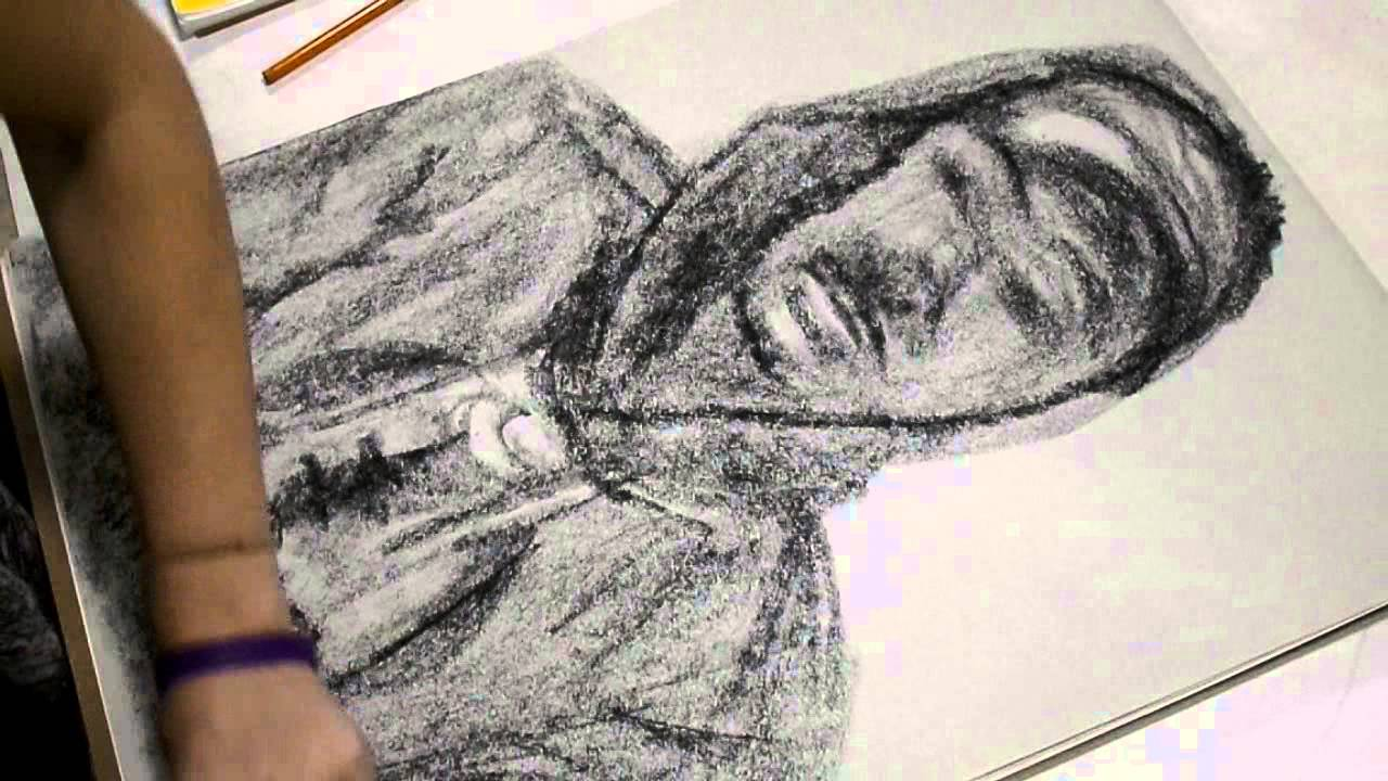 1280x720 Mass Gesture Drawings (Speed Drawing, Time Lapsed)