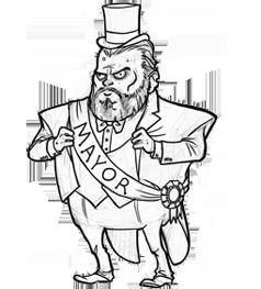238x263 Mayor Brian Fantasy University Wiki Fandom Powered By Wikia