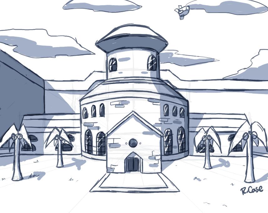 856x679 Kattelox Mayor's Office Sketch By Rongs1234