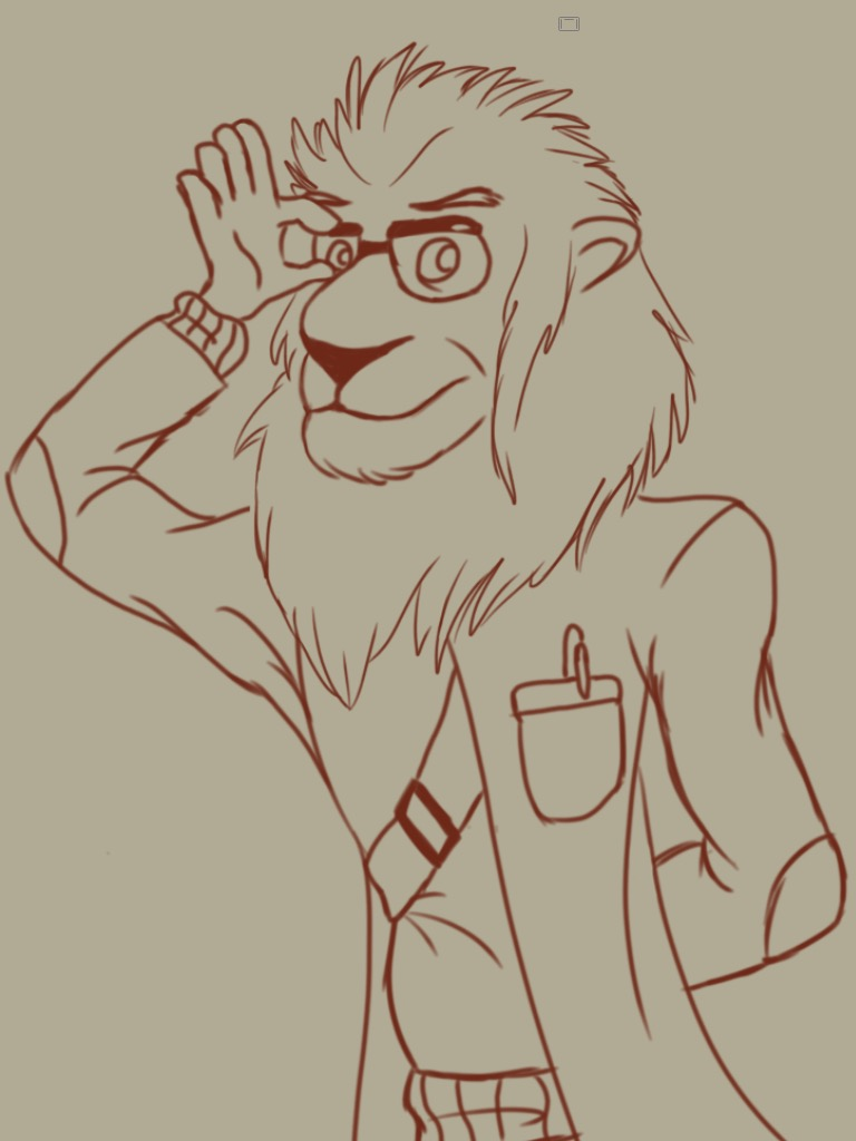 768x1024 Mayor Lionheart As Ford Pines Zootopia Know Your Meme