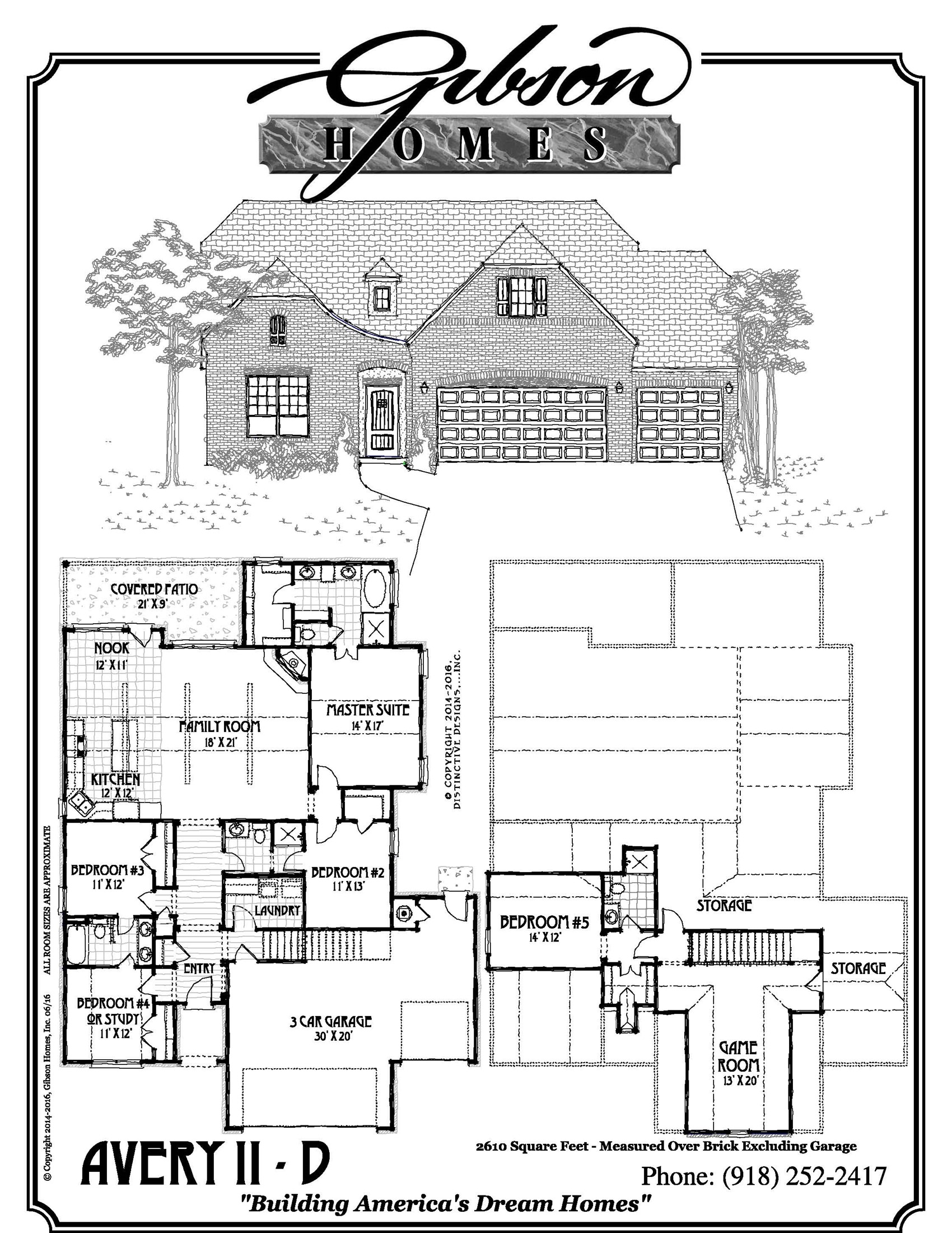 1700x2200 Floor Plans Gibson Homes Home Builders Custom Home Builders