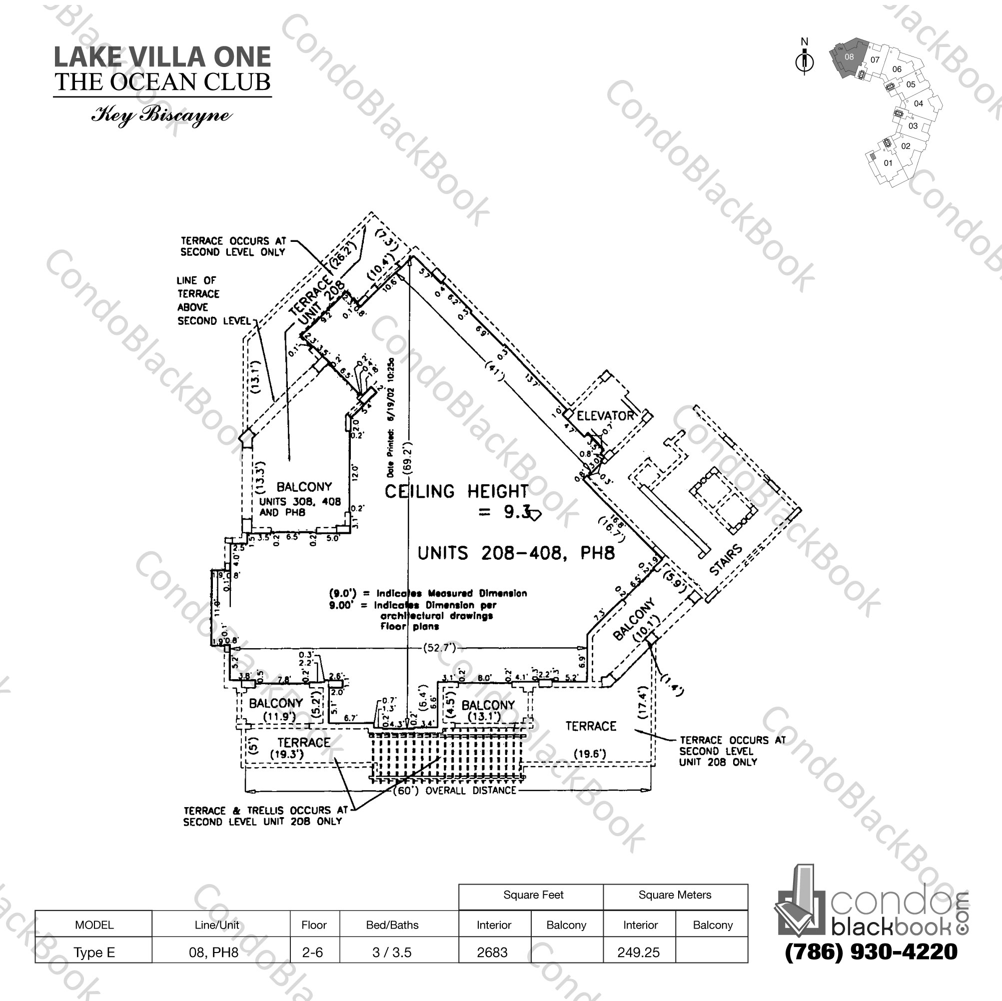 2005x2003 Lake Villa One Unit