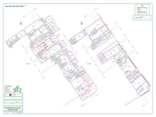 500x375 Measured Building Surveys