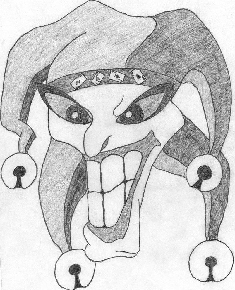 803x993 Mexican Joker Drawings Www Pixshark Com Images