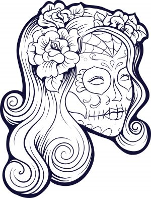 300x392 643 Best Tattoo Images On Arm Tattoos, Mexican Art