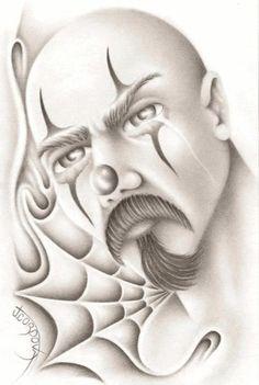 236x351 Classic Chola Payasa Chicana Drawing Cholas And Cholos Art