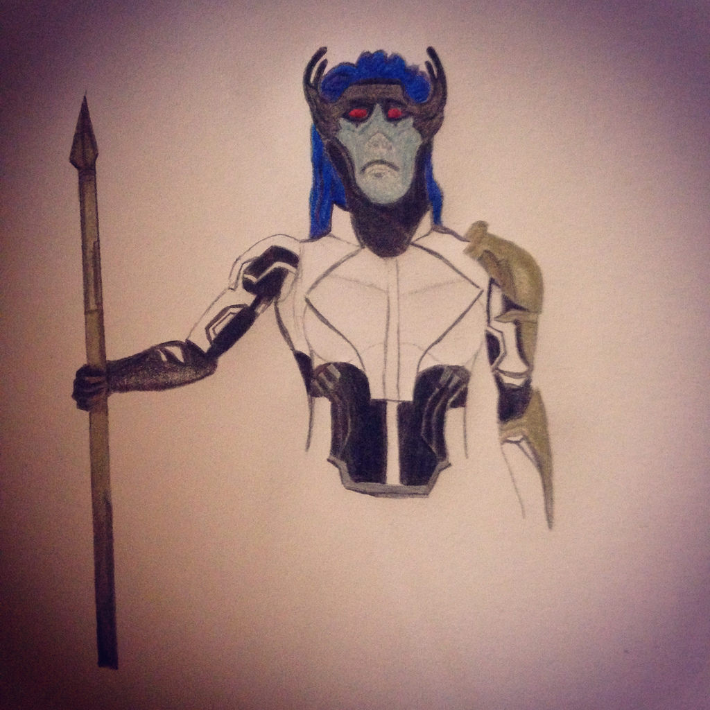 1024x1024 Proxima Midnight Drawing This Is My Attempt