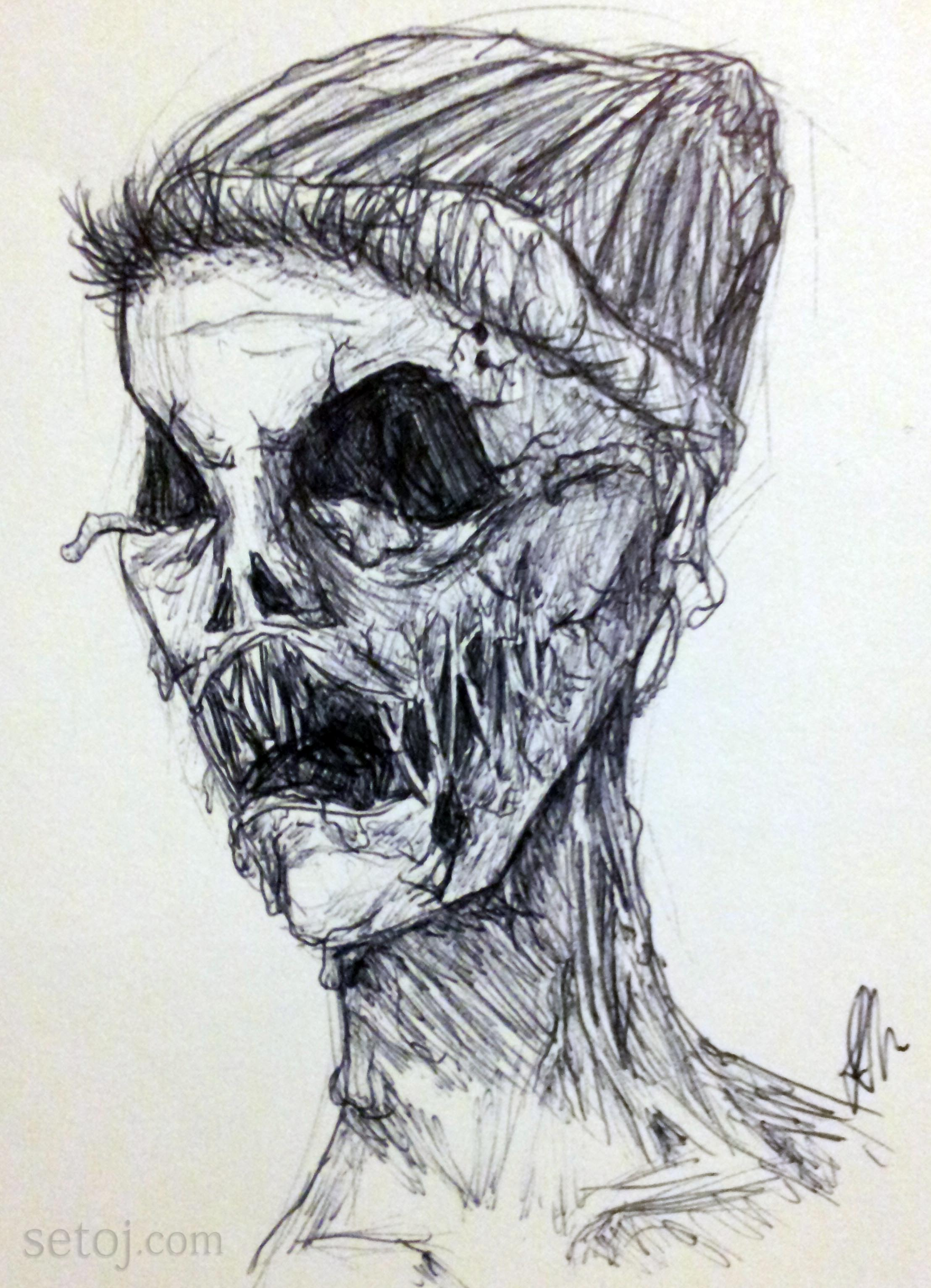 2216x3064 Torn Mouth Drawing In The Mind Of Joanne Seto