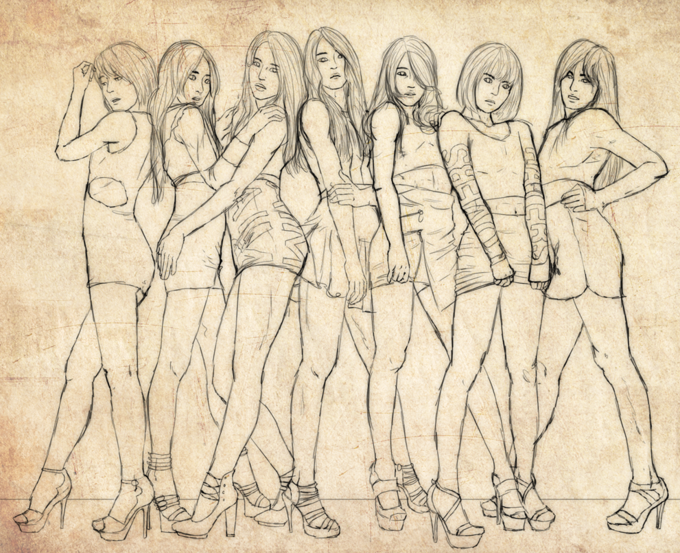 991x805 Aoa Miniskirt All Male 8'D By Maemi Sedai