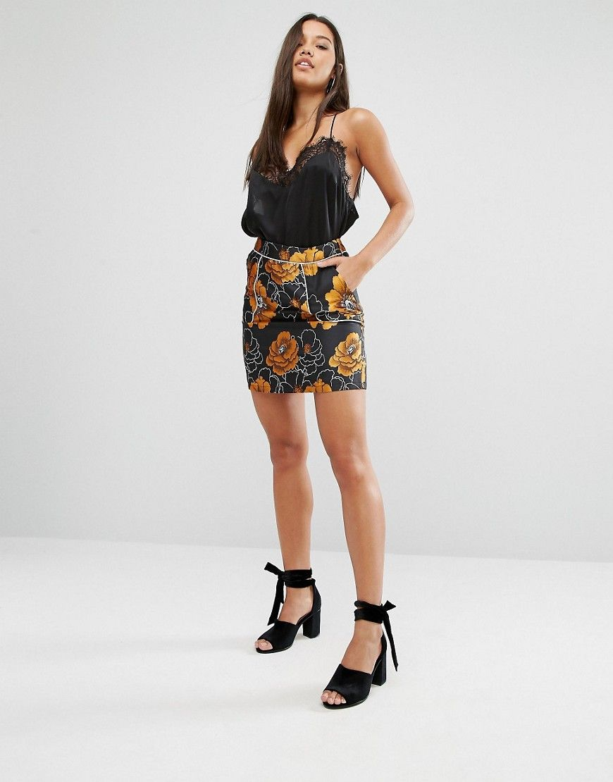 870x1110 Get This Missguided's Short Skirt Now! Click For More Details