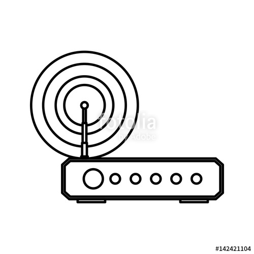 The Best Free Modem Drawing Images Download From 20 Free Drawings