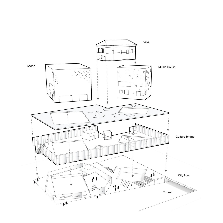 1500x1500 1304 Kog 05.jpg Arc Diagram, Architecture Drawings