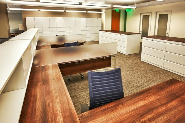 618x412 Articles With Modern Open Plan Office Designs Tag Modern Office