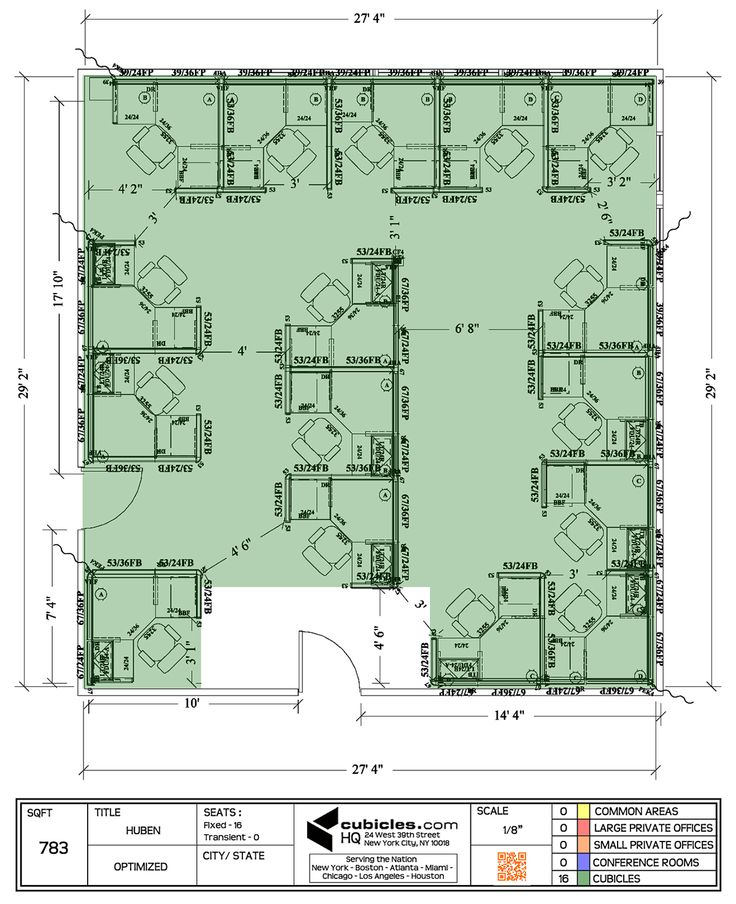 736x904 Best 21 Cubicle Layout Images On Floor Plans, Office