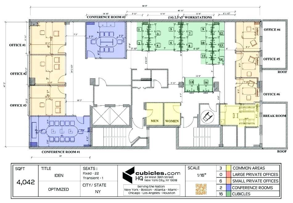 950x658 Modern Office Layout Plan Office Layout Design Modern Office