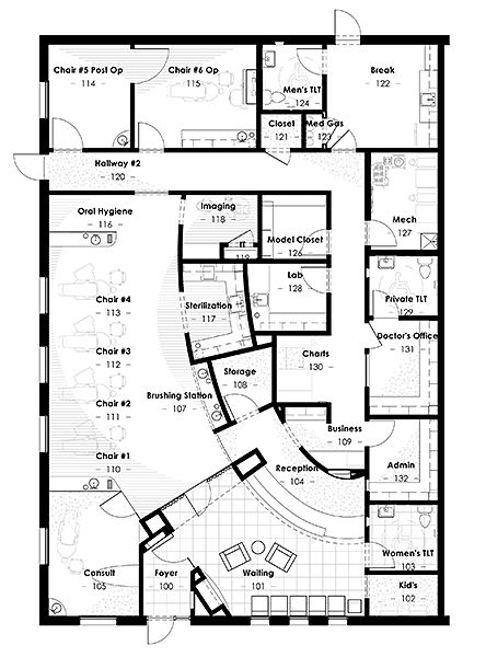 444x600 40 Best Office Floor Plans Images On Office Designs