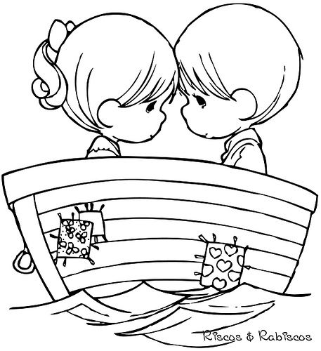 457x500 168 Best Precious Moment Coloring Pages Images