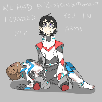 400x400 Klance Drawing Meme The Bonding Moment By Arabellatheyaoiotaku