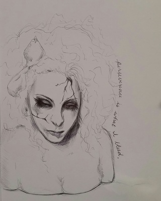 320x400 Mariabrink Drawings On Paigeeworld. Pictures Of Mariabrink