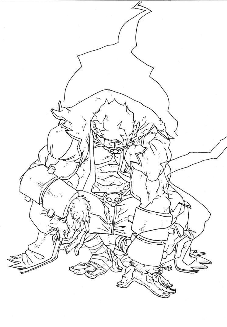 746x1072 Monkey King By Fumeista23