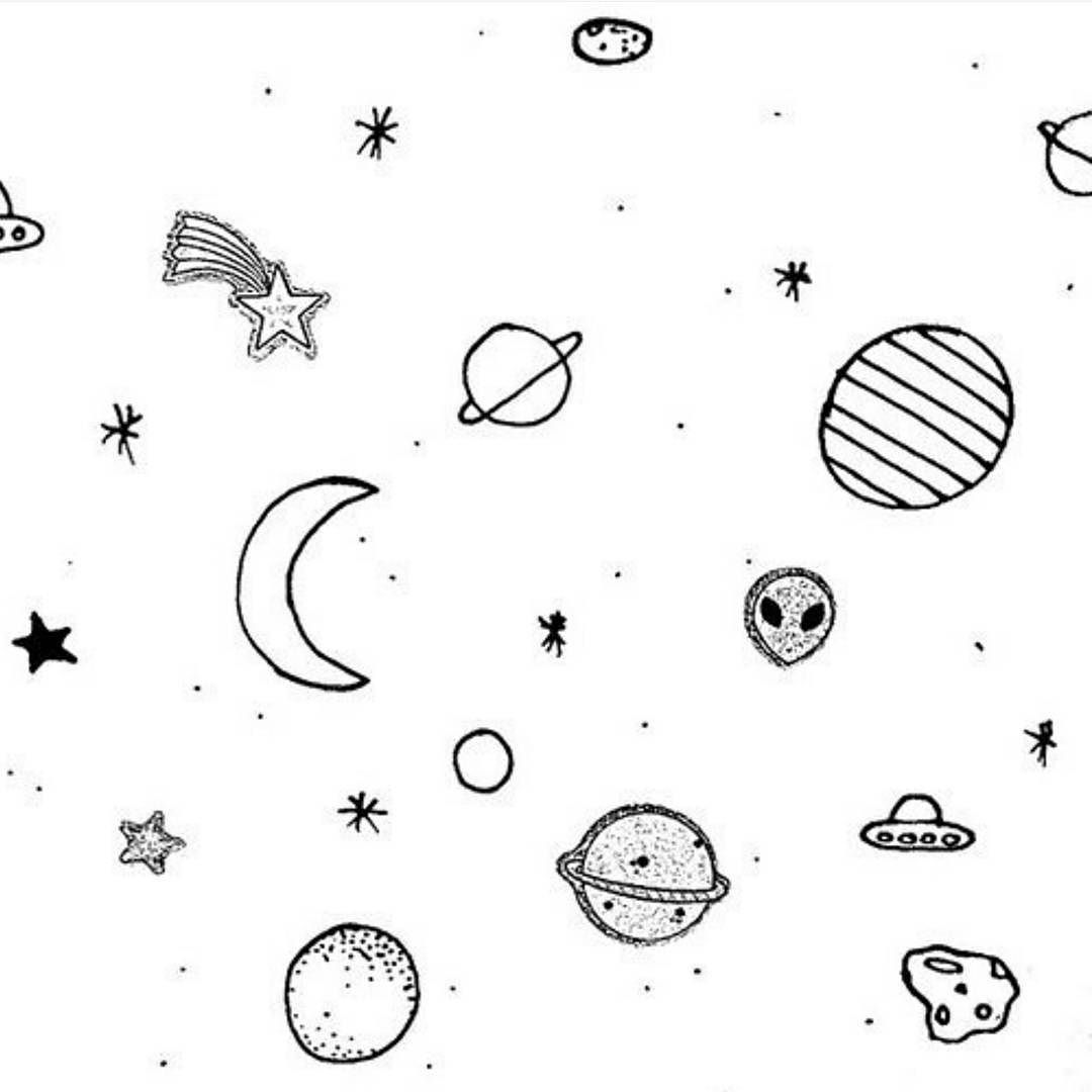 1080x1080 Collection Of Stars Drawing Tumblr Transparent High Quality