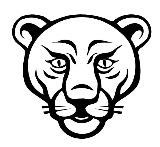 555x512 Head Clipart Mountain Lion