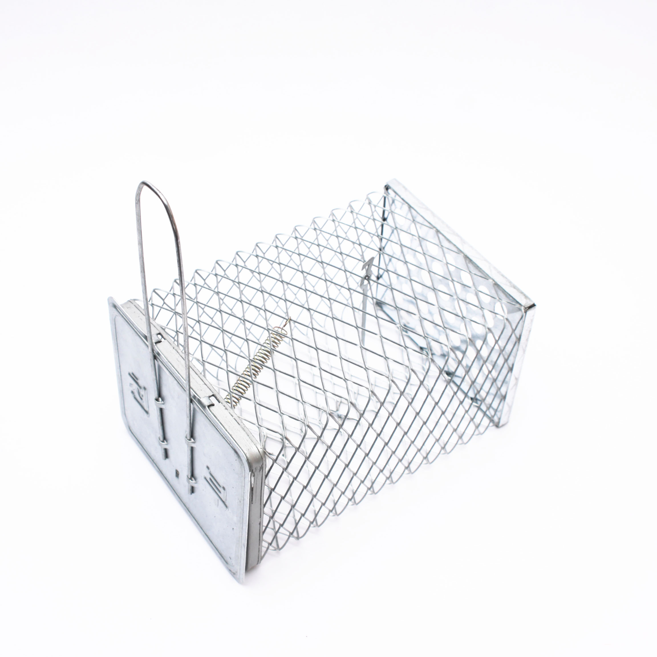 2304x2304 Small Animal Live Capture Mouse Trap Cage Box Alive Mole Rodent