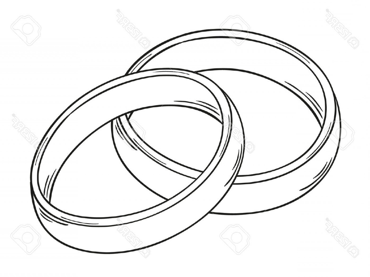 1560x1167 Wedding Ring Drawing Wedding Rings How To Draw A Cartoon Diamond