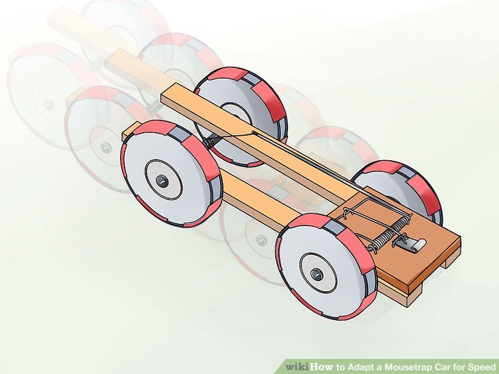 728x546 How To Adapt A Mousetrap Car For Speed 9 Steps (With Pictures)