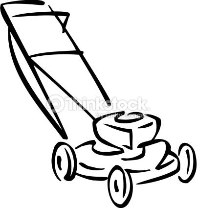 Mower Drawing