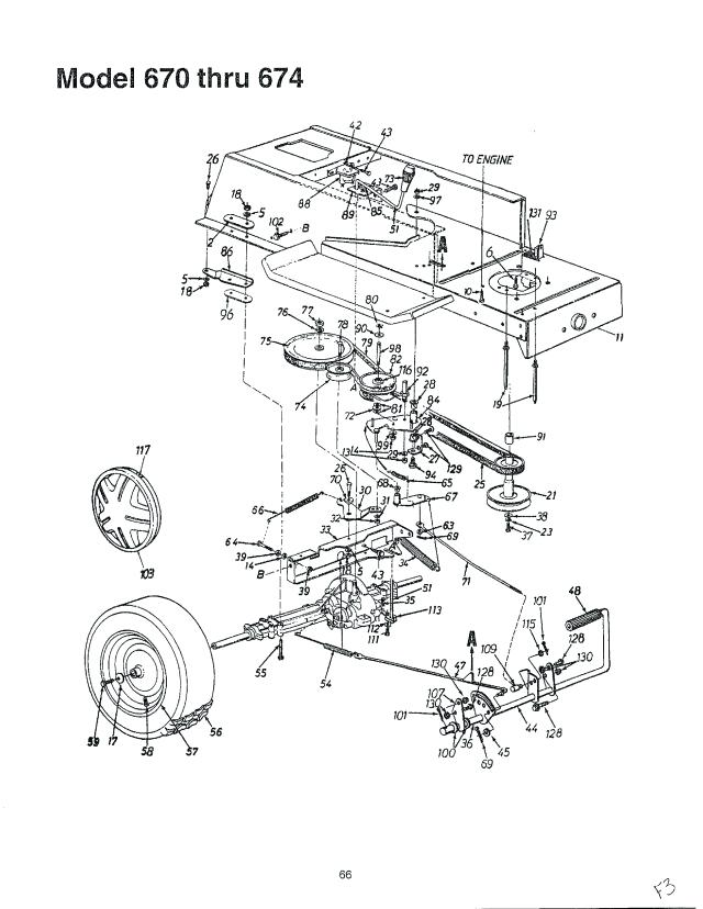 640x828 Yardman Riding Mower Manual Riding Mower Yardman Lawn Mower Parts