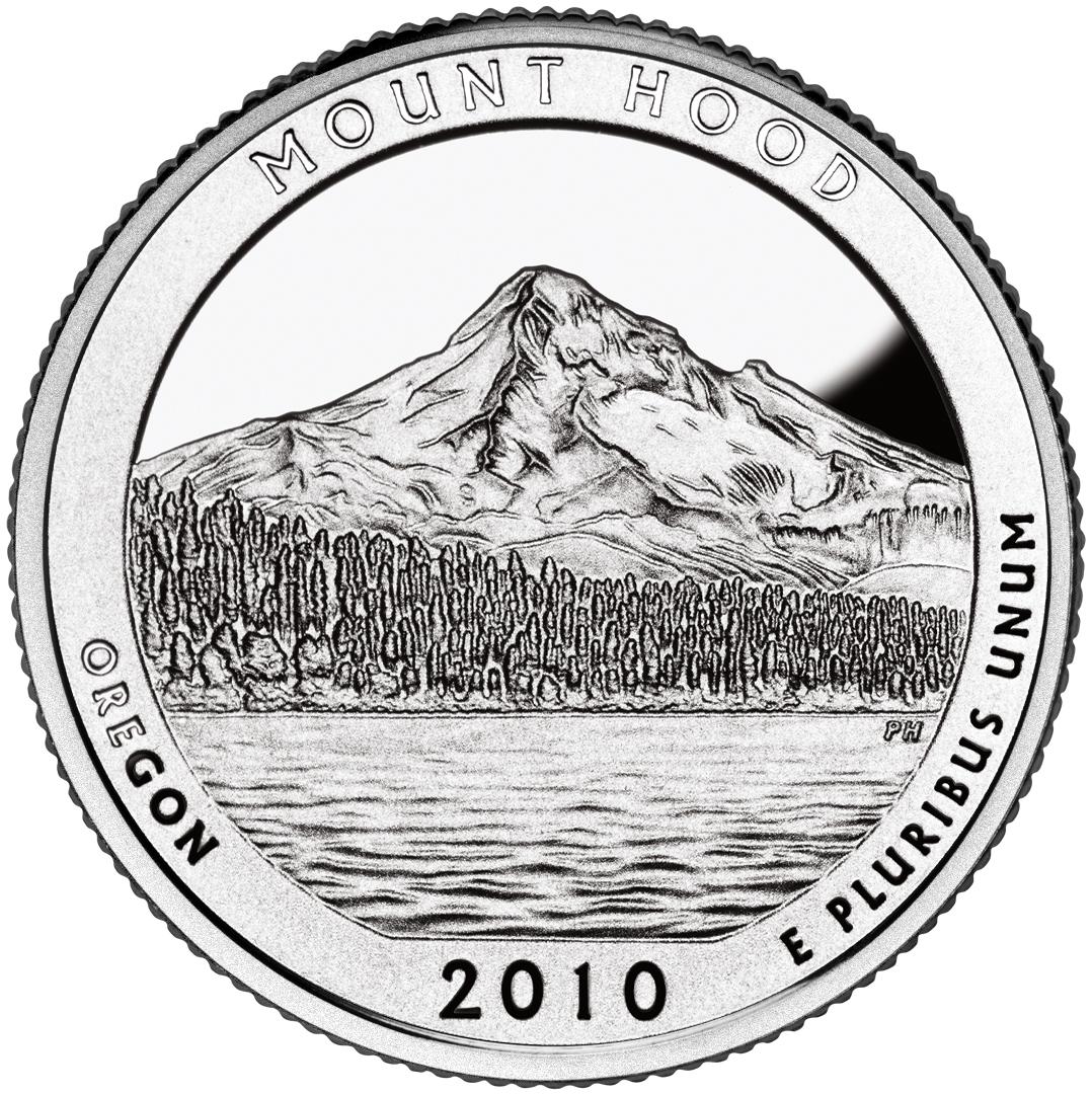 Mt Hood Drawing