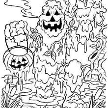220x220 Mud Monsters Coloring Pages
