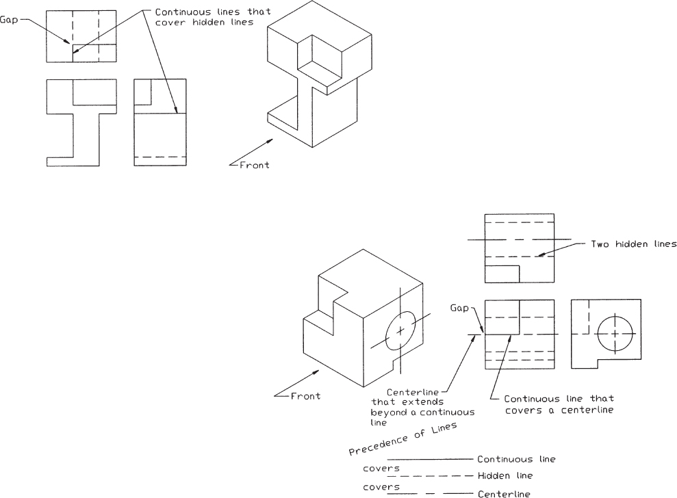 Multiview Drawing Examples At Getdrawings Com
