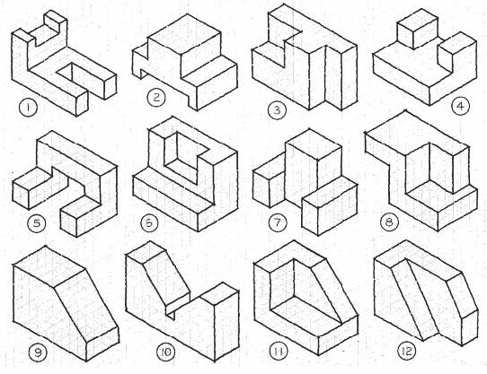 542x417 63 Best Isometric Drawing Images On Perspective