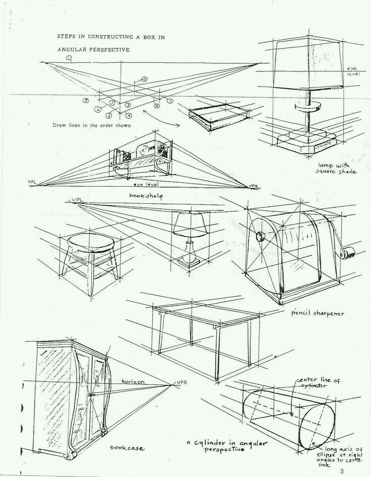 Multiview Drawing Worksheets