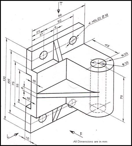 456x506 13 Best Isometric Drawings Exercise Images On Graphics
