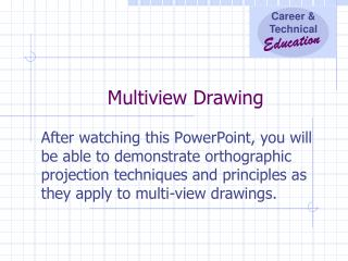 320x240 Multiview Drawing Worksheets Powerpoint (Ppt) Presentations