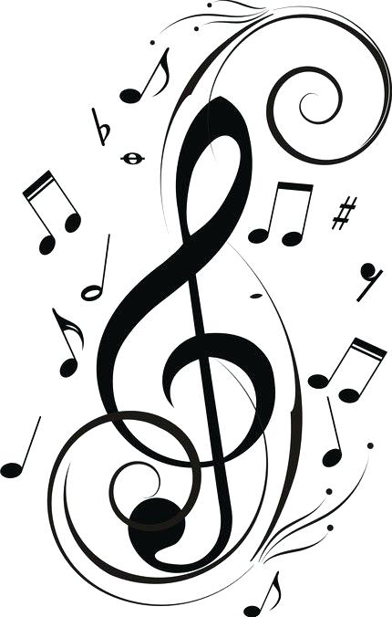 430x676 Draw Musical Notes Easy Music Drawings Best Images On Drawing