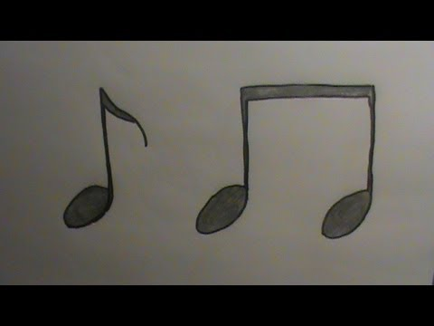480x360 How To Draw Music Notes