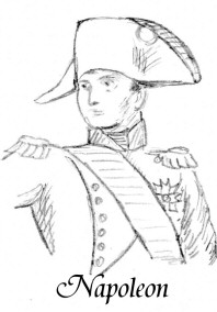 198x284 Collection Of Napoleon Bonaparte Easy Drawing High Quality