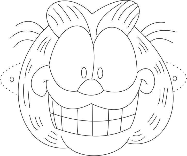 724x601 28 Best Masks Images On Coloring Pages, Crafts