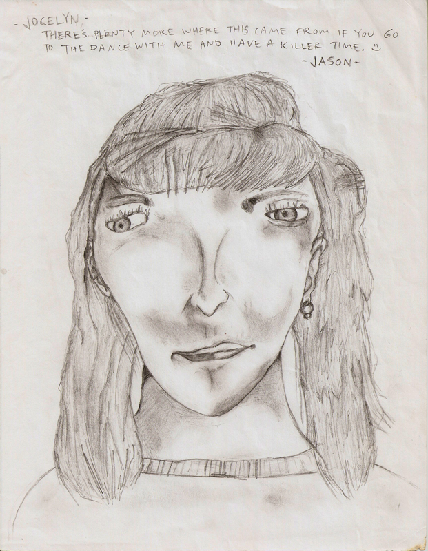 621x800 Collection Of Trisha Napoleon Dynamite Drawing High Quality