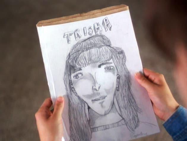 630x474 Napoleon Dynamite Trisha Drawing